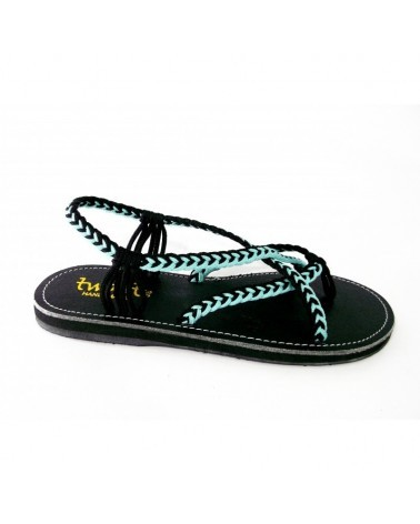 TWIST MYKONOS M31-1 BLACK-JADE BLUE