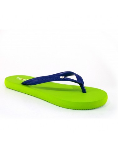 TWIST FLIP-FLOP L. GREEN-D. BLUE