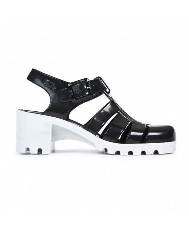 JUJU BABE JELLY BLACK-WHITE