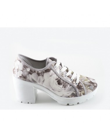 SPIRIT TWENTY ONE FLORAL GREY