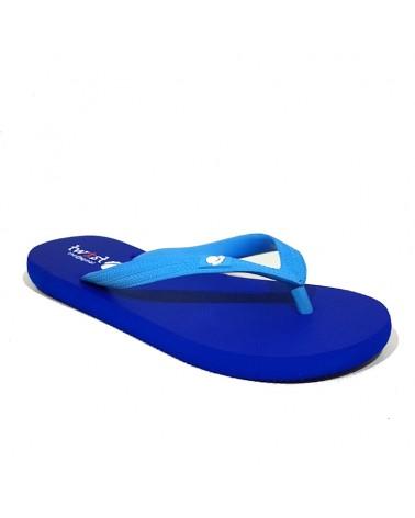 FLIP-FLOP D. BLUE-L. BLUE