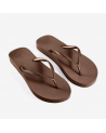 women FLIP FLOP BROWN