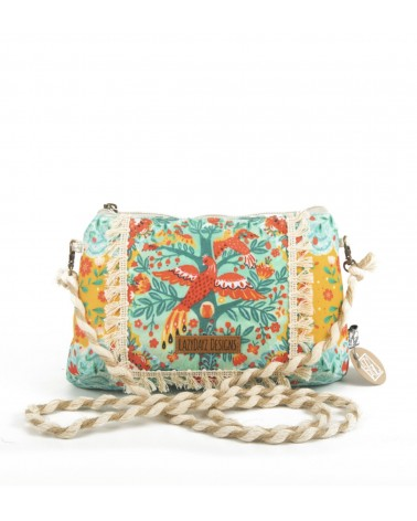 LAZY DAYZ CROSS BODY BAG HB06/03