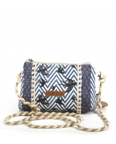 LAZY DAYZ CROSS BODY BAG HB06/04